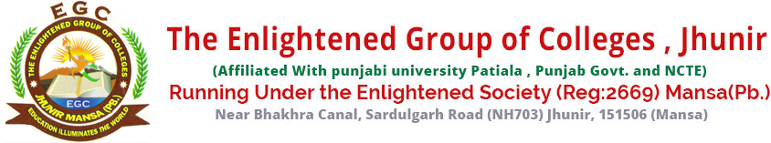 The Enlightened Group of Colleges, Jhunir